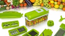 1590 din Nicer Dicer - Multipraktik Super Secka! Prava pomoć u kuhinji za voće i povrće!