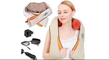 5900 din za specijalni masažer za vrat i leđa!