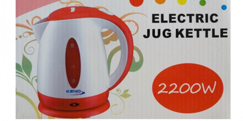 1890 din za KENO električno kuvalo za vodu (zapremina 1, 7 l,  snaga 2200W)!