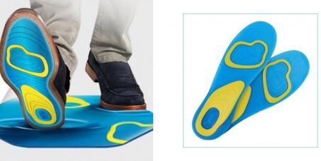590 din za silikonske gel uloške za obuću za žene i muškarce!
