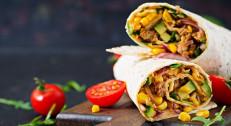 590 din za meksički obrok sa desertom za jednu osobu (flautas con chedar-tortilja sa piletinom+pita-nutela pie sa bananom/cherry)-Parapata-vračar!