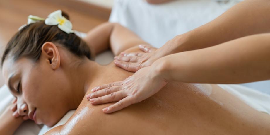 580 din za 45 min terapeutske masaže leđa za otklanjanje bola u leđima argan uljem