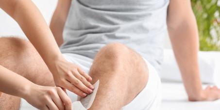 890 din za mušku depilaciju celih ruku +cele noge voskom za jednokratnu upotrebu-SL MIKKA-Belville!