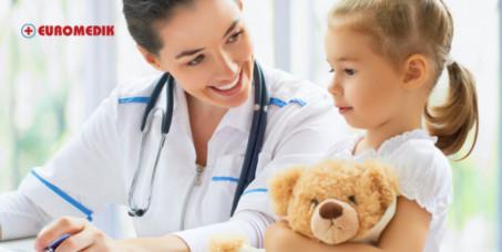 1500 din za pregled pedijatra u Euromediku na 4 lokacije!