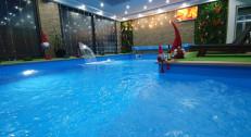 12000 din za noćenje za dvoje u Maca apartmanu sa đakuzijem uz korišćenje zatvorenog bazena na Petrovaradinu u Novom Sadu!