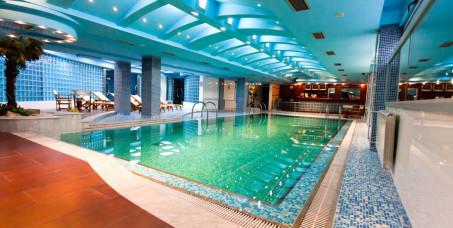 1950 din za spa dan za dvoje (2 relaks masaže 30 minuta, bazen i sauna) u wellness centru Hotela Park*****!