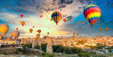 2500 din za vaučer za popust na putovanje u Kapadokiju (2 noćenja sa polupansionom u hotelu sa 4*) za 199 evra!