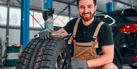 350 din za zamenu letnje za zimske gume sa balansiranjem i montažom u Autoperionici MP na Bežanijskoj Kosi!