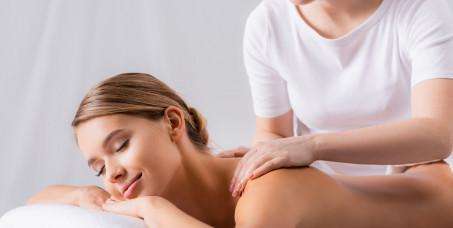 600 din za terapeutsku masažu (30 minuta) u salonu MIRALL kod TC Piramida!