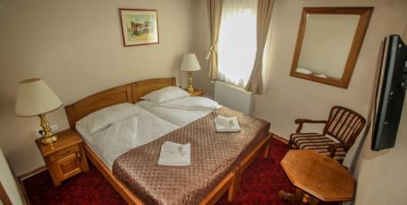 690 din za vaučer za popust na dva noćenja za dve osobe u deluxe sobi u Pansionu STARI GRAD u Sarajevu za 50 evra!