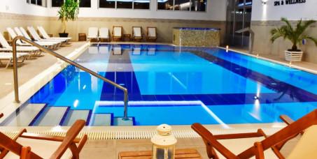 2120 din za noćenje sa doručkom za jednu osobu u hotelu Grand Spa & Wellness u Krupnju!