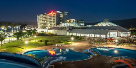 690 din za vaučer za popust na noćenje sa doručkom za dve osobe + korišćenje spa & wellnessa  u hotelu HILLS 5* u Sarajevu za 58 evra!