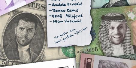"""400 din za kartu za predstavu """"Ima para nema para"""" u Pozorištu Slavija na Slaviji! Termin predstave je 22.10. u 20h!"""