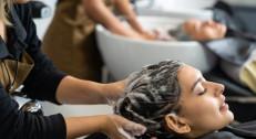 1490 din za tretman za rekonstrukciju oštećene dlake sa crnim kavijarom za sve dužine (pranje, nanošenje preparata, feniranje)-SL Nice!