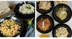 985 din za dve paste po izboru (brokoli piletina, pasta sa gamborima, carbonara,pesto,bolognese i 4 sira) na splavu VIVA-SC 25 MAJ na Dorćolu!