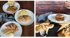 935 din za piletinu po izboru za dve osobe (medaljoni od kruške,tai,hrskava,stek sa pečurkama,gorgonzola,file sa tartar sosom) na splavu VIVA-SC 25 MAJ na Dorćolu!