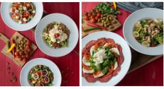895 din za dve obrok salate po izboru (karpačo kapreze,chicken salata,grčka salata,cezar salata i rio mare salata) na splavu VIVA-SC 25 MAJ na Dorćolu!