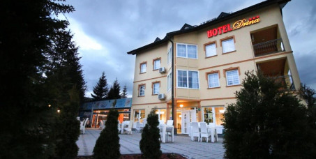 490 din za vaučer na popust na dva noćenja sa doručkom u jednokrevetnoj sobi u Hotelu DRINA 3* u Sarajevu za 33 evra!