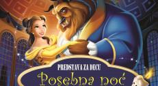 """300 din za kartu za predstavu  """"Lepotica i Zver"""" na Sceni za decu Akademije 28 na Slaviji!Termin predstave je 13.11. u 17h!"""